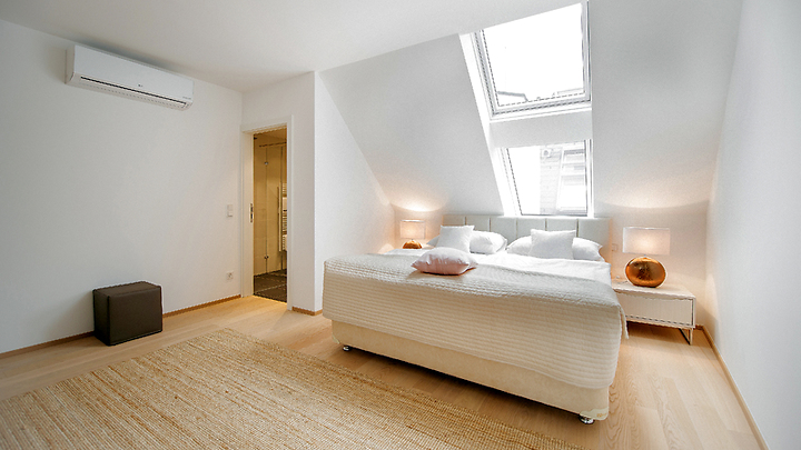3 room attic apartment in Wien - 18. Bezirk - Währing, furnished, temporary