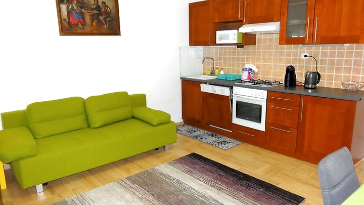 2 room apartment in Wien - 12. Bezirk - Meidling, furnished, temporary