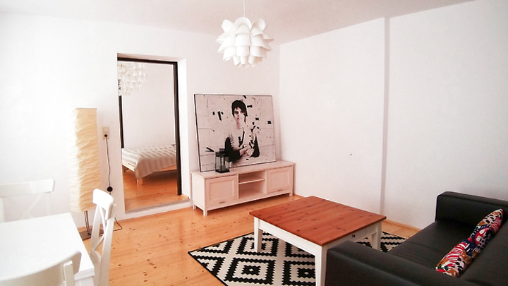 3 room apartment in Wien - 2. Bezirk - Leopoldstadt, furnished, temporary