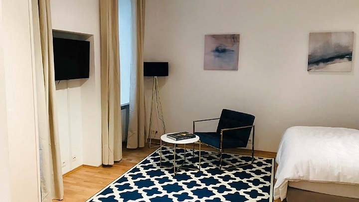 1½ room apartment in Wien - 2. Bezirk - Leopoldstadt, furnished