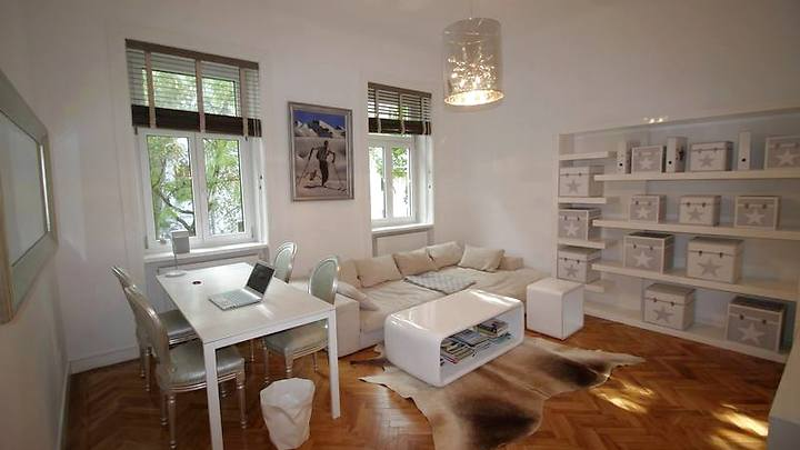 2 room apartment in Wien - 18. Bezirk - Währing, furnished