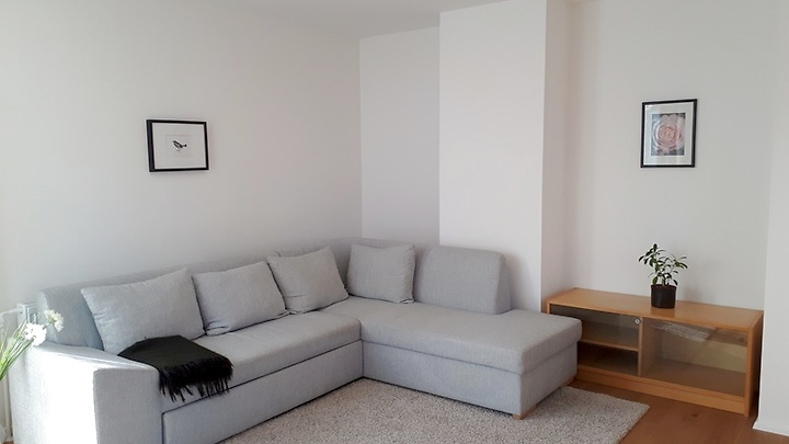 3 room apartment in Wien - 3. Bezirk - Landstraße, furnished