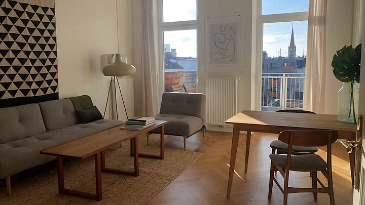 3 room apartment in Wien - 16. Bezirk - Ottakring, furnished, temporary