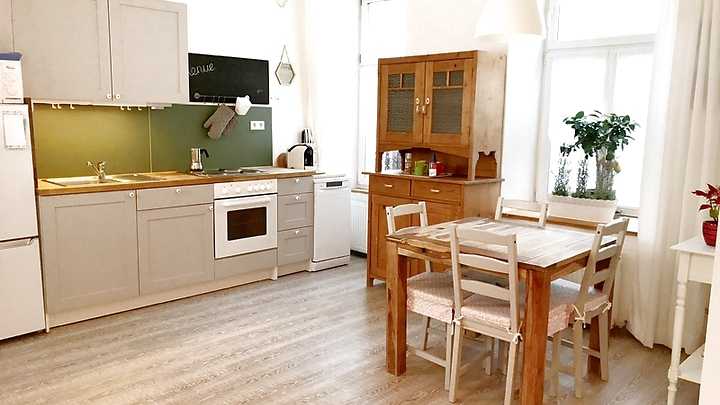 2 room apartment in Wien - 17. Bezirk - Hernals, furnished, temporary