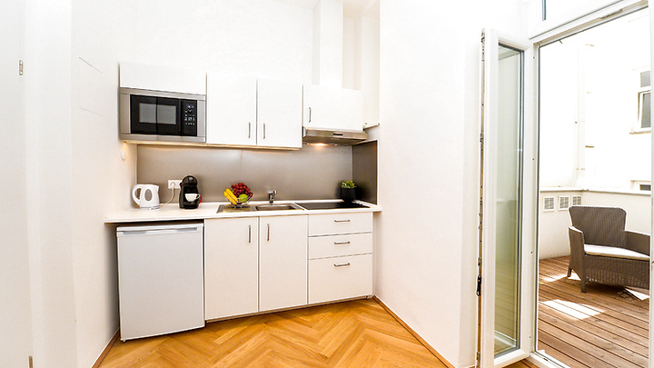 3 room apartment in Wien - 18. Bezirk - Währing, furnished, temporary
