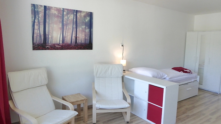 1 room apartment in Bad Ischl, furnished, temporary