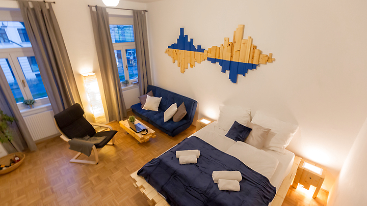 1 room apartment in Wien - 11. Bezirk - Simmering, furnished, temporary