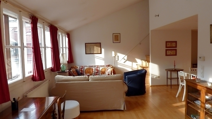 2 room apartment in Wien - 7. Bezirk - Neubau, furnished, temporary