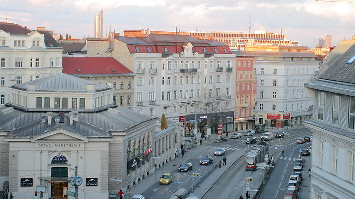 2 room apartment in Wien - 9. Bezirk - Alsergrund, furnished, temporary