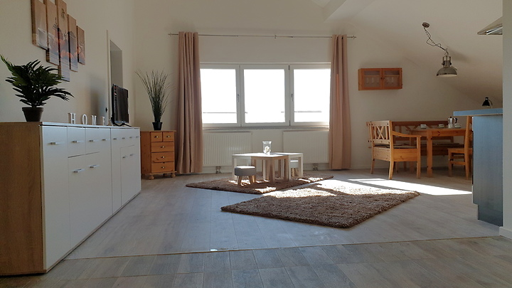 4 room attic apartment in Linz - Pöstlingberg, furnished, temporary